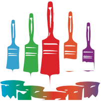 Brush Stokes - Logo