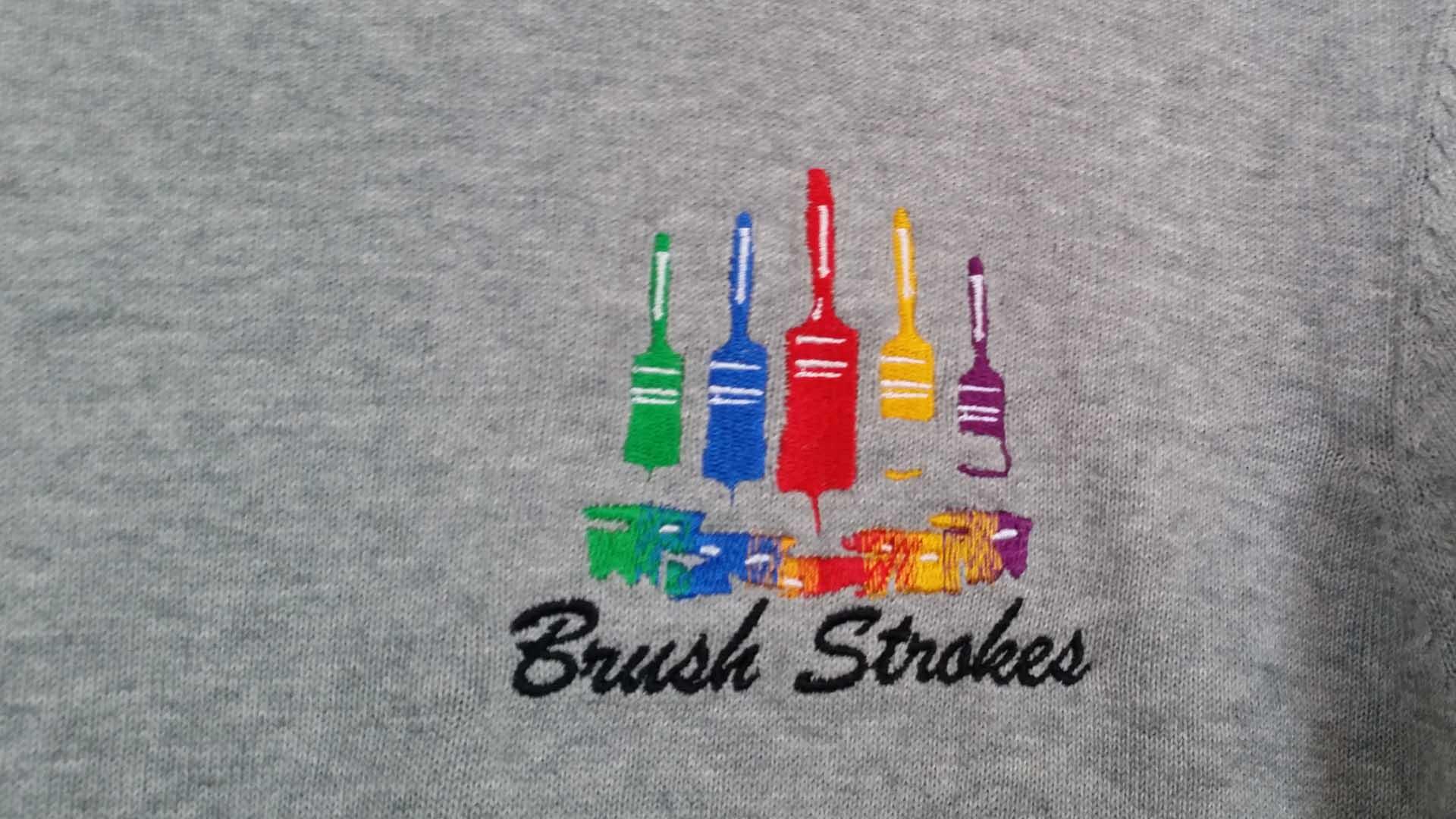Brush Stroke Uniform